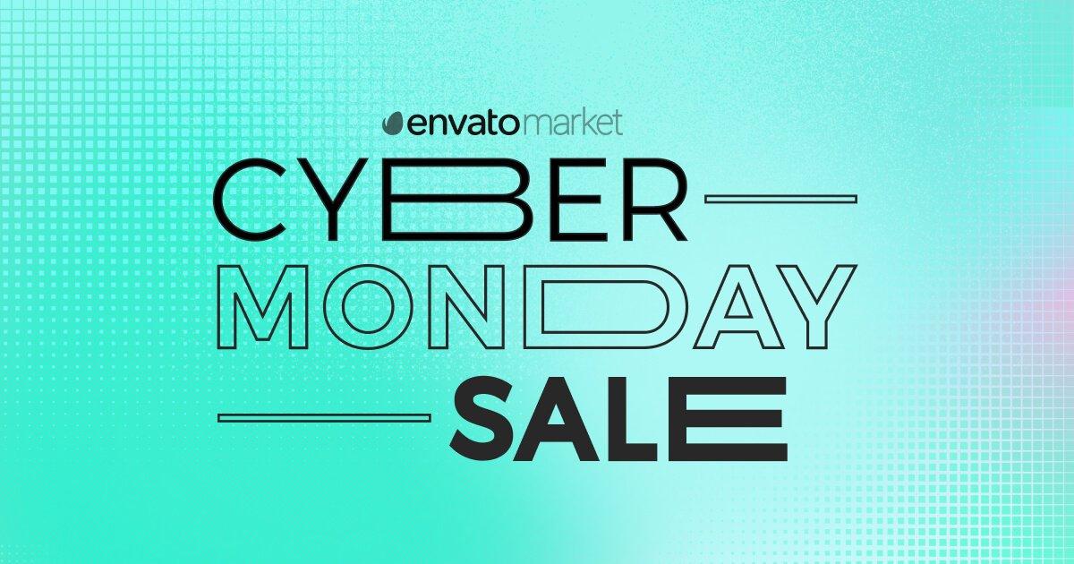 [Envato] Cybermonday Sale mit 50% Rabatt