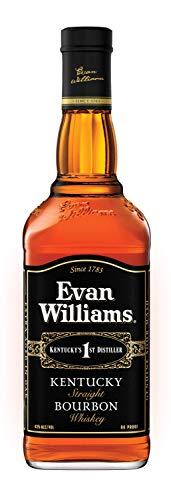 (Prime) Evan Williams Black Bourbon Whiskey (1 x 0.7 l)