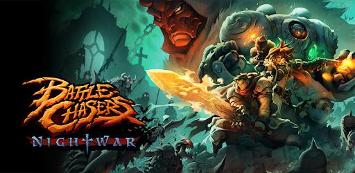 Battle Chasers: Nightwar für 1,99€ @ Google Play