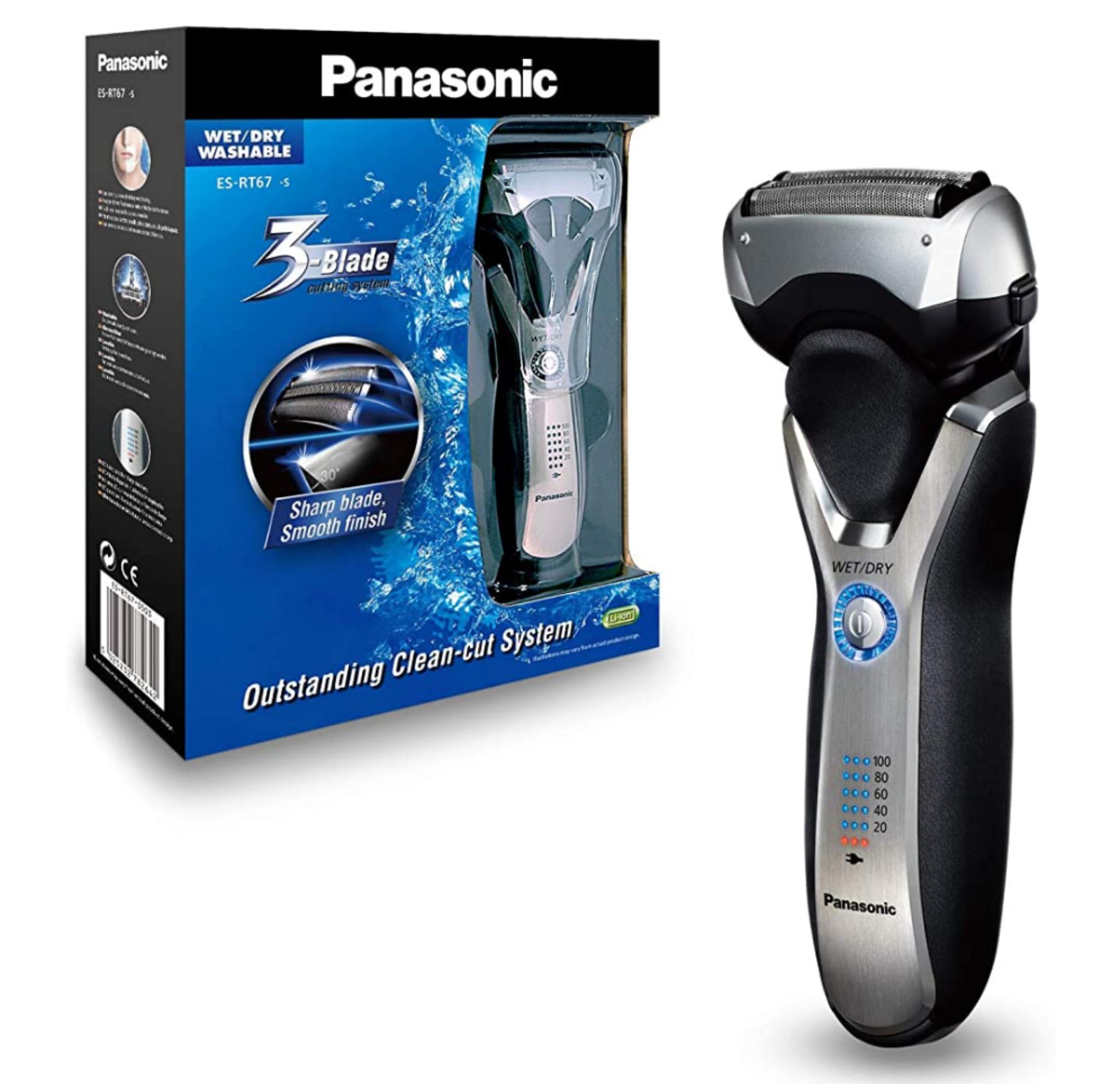 Panasonic Rasierer ES-RT67
