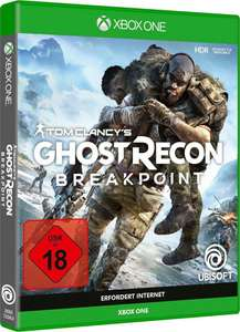 Tom Clancy's Ghost Recon: Breakpoint (Xbox, multilingual, Metacritic 62/3.2)