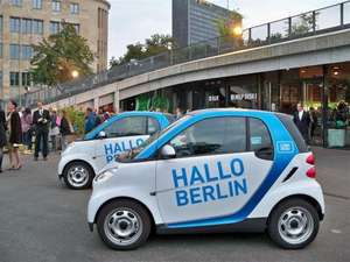 [lokal] Berlin: car2go zur Berlinale: halbe Anmeldegebühr + Parkhaus frei + 30 Freiminuten