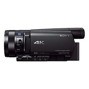 [Amazon.fr] Sony FDR-AX100 4K Ultra HD Camcorder / Videokamera