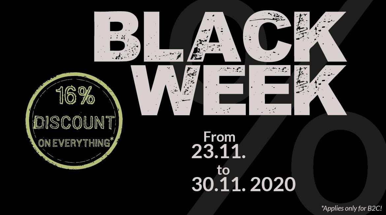 SXT-Scooters **BLACK WEEK** 16% auf das gesamte Sortiment!
