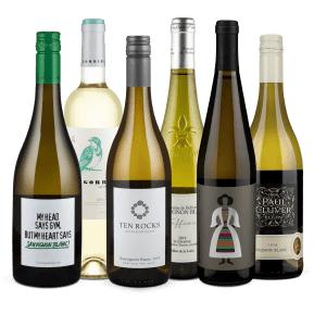 Black Week bei Wine in Black z.B. The Kings Favour Sauvignon Blanc 2017 - CB möglich