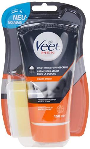 Amazon Prime: Veet 4 Men - Dusch Enthaarungscreme mit Schwamm 150ml