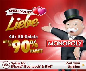 [iOS] Großer EA Sale. Viele iPhone- und iPad-Spiele für jeweils 0,89 Euro