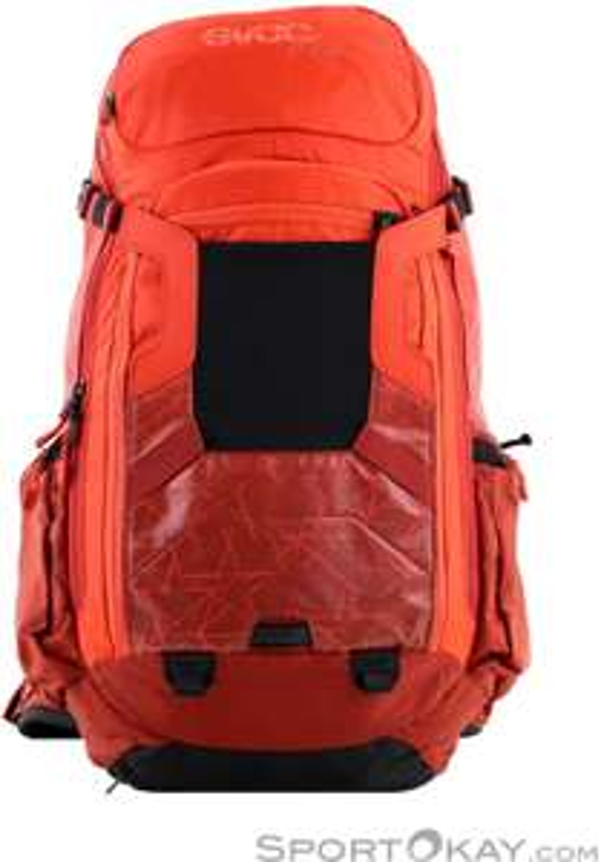 Evoc FR Trail 20L S Protektoren Rucksack / orange/chili red // Fahrradrucksack