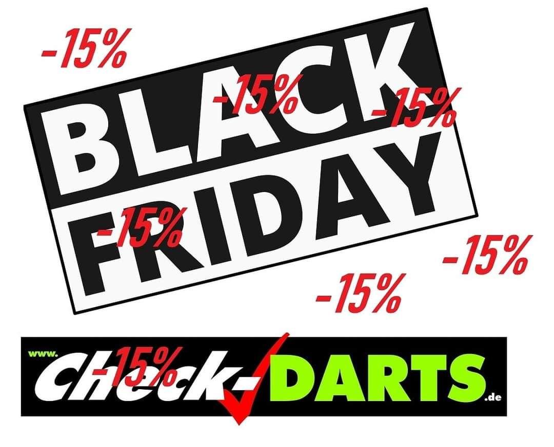 (Lokal im Laden) Check-Darts: 15% auf alles bei Kauf vor Ort