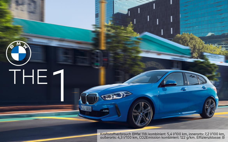 Privatleasing : BMW 1er 118i / 136 PS für 99€ monatlich (eff. 200 €), 36 Monate - LF:0,73
