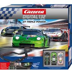 Carrera DIGITAL 132 GT Triple Power