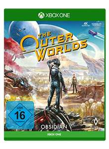 The Outer Worlds (Xbox One) für 7,78 € (Amazon Prime)