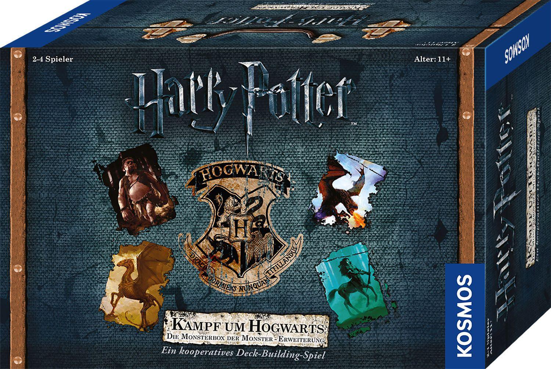 Harry Potter - Kampf um Hogwarts - Die Monsterbox der Monster