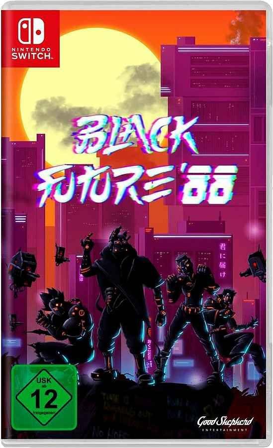 Black Future 88 (Nintendo Switch) [MM / Saturn Abholung]