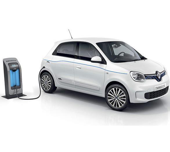 Privatleasing: Renault Twingo Elektro (frei konfigurierbar) für 69€ (eff 97€) monatlich - LF: 0,26