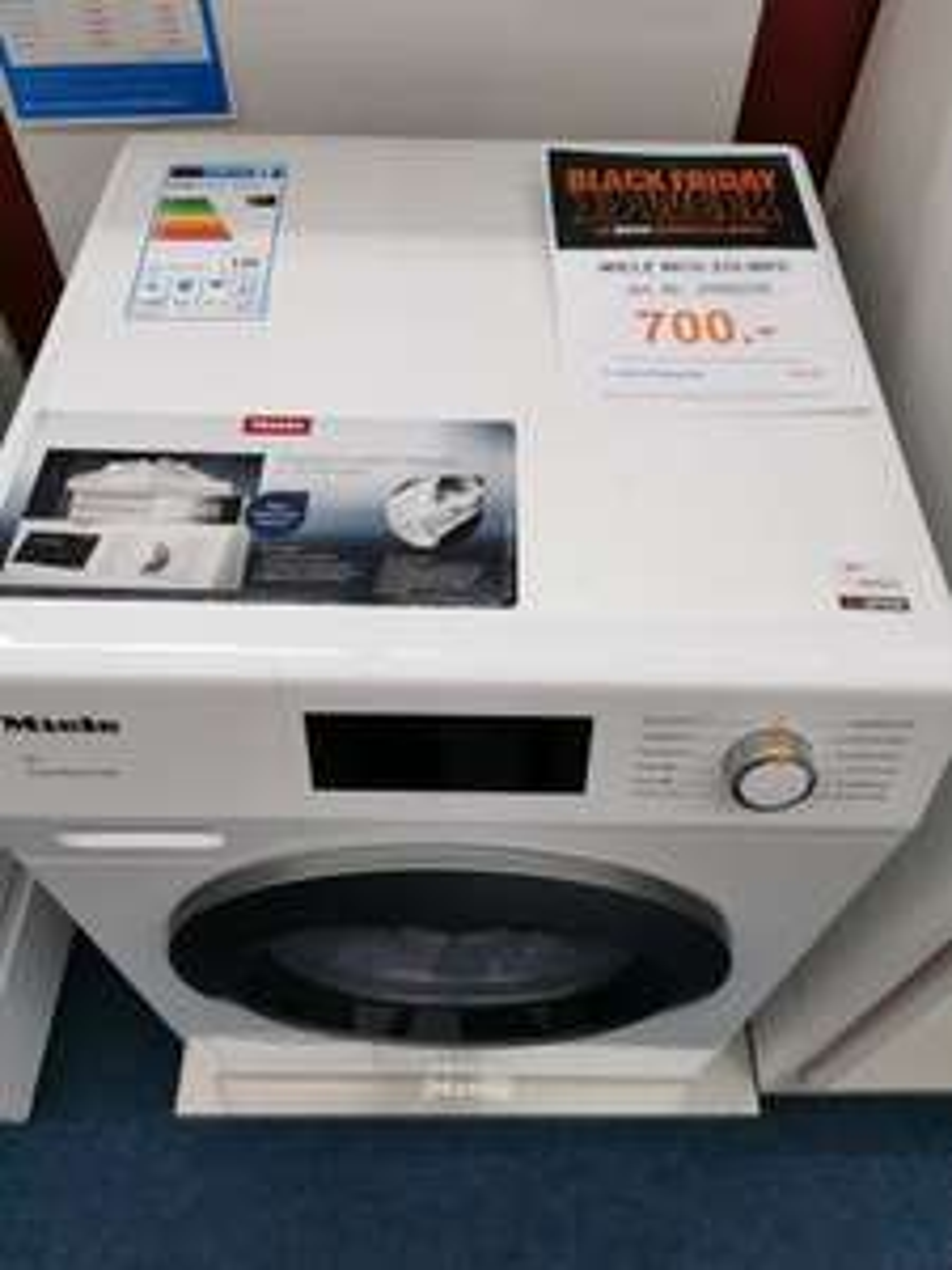 [lokal Magdeburg] Miele Waschmaschine WCG 370 WPS 9Kg Powerwash A+++ - 40%