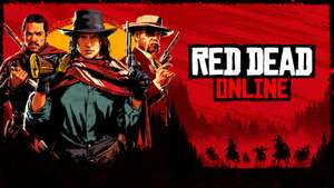 Red Dead Online (Standalone PS4/ XBox One/ Steam) - 4.20 @ Rockstar Games