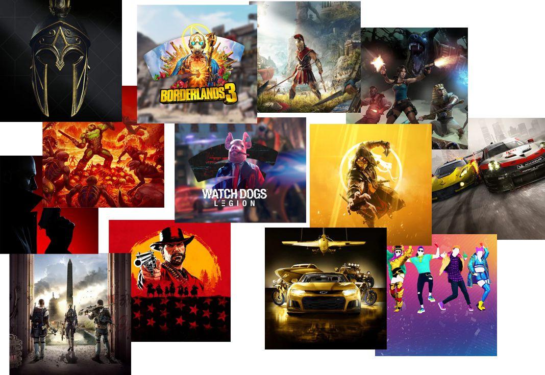 [Stadia] Black Friday Sammeldeal u.a. mit Red Dead Redemption 2, DOOM, Tomb Raider: Definitive Edition, Watch Dogs: Legion