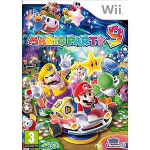 (UK) Mario Party 9 [WII] für 30.49€ @ Play