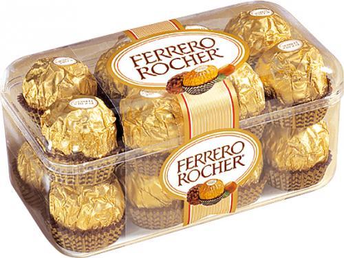 Nur am 9 Feb. Samstag   (Netto) Ferrero Rocher 200g 2,19€    (Lidl) Milka Pralines 125g 1,11€