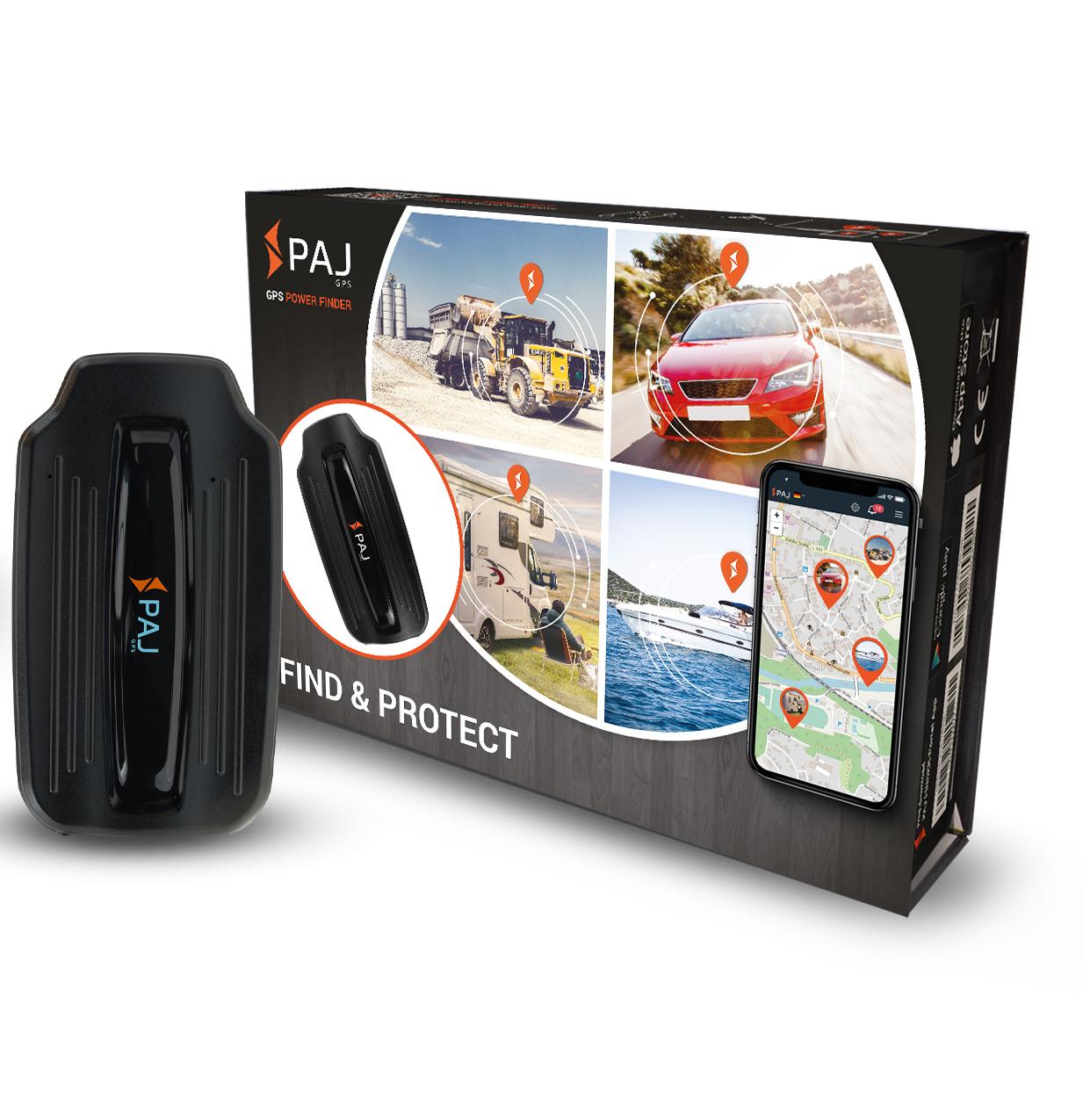GPS Tracker PAJ Power Finder - fast zum halben Preis