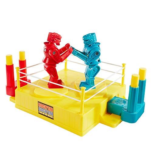Mattel Games - CCX97 Rock'Em Sock'Em Robots Boxkampf (Amazon Prime)