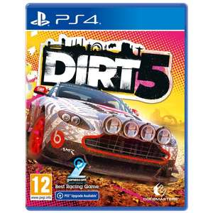 Dirt 5 PS4 inklusive PS5 Upgrade