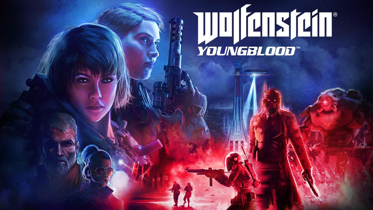 [Nintendo Switch] Wolfenstein: Youngblood für ~7,57 im eShop US