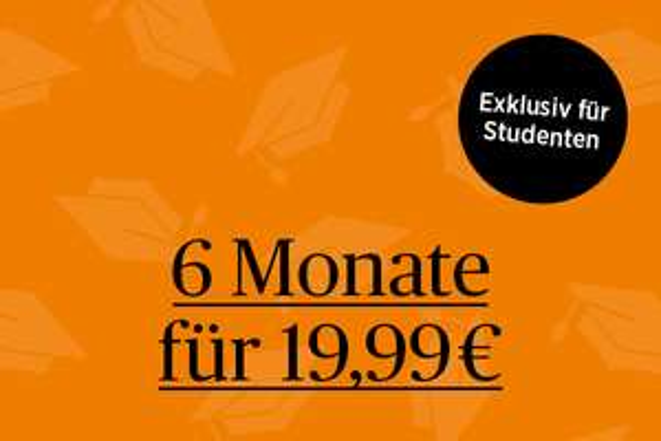 Handelsblatt 6 Monate für 19,99€ als ISIC Karten Inhaber