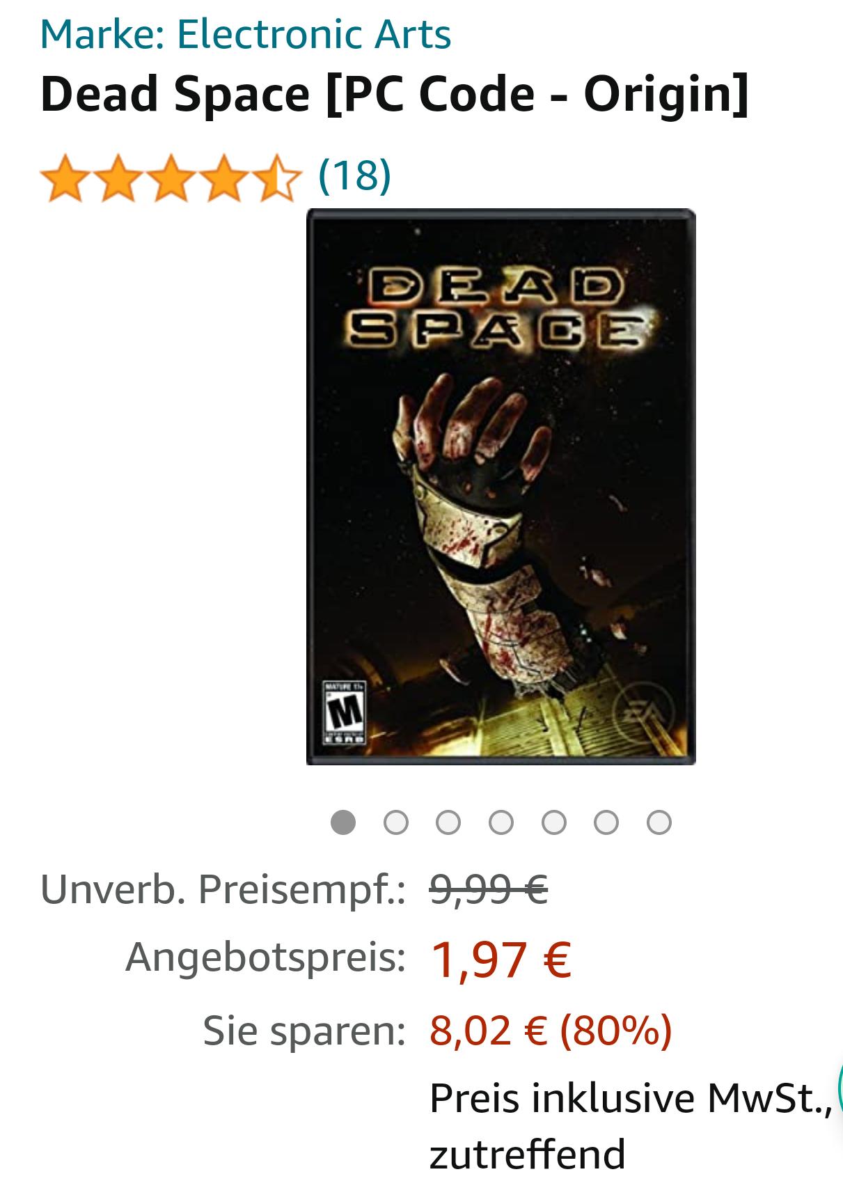 Dead Space (Download)