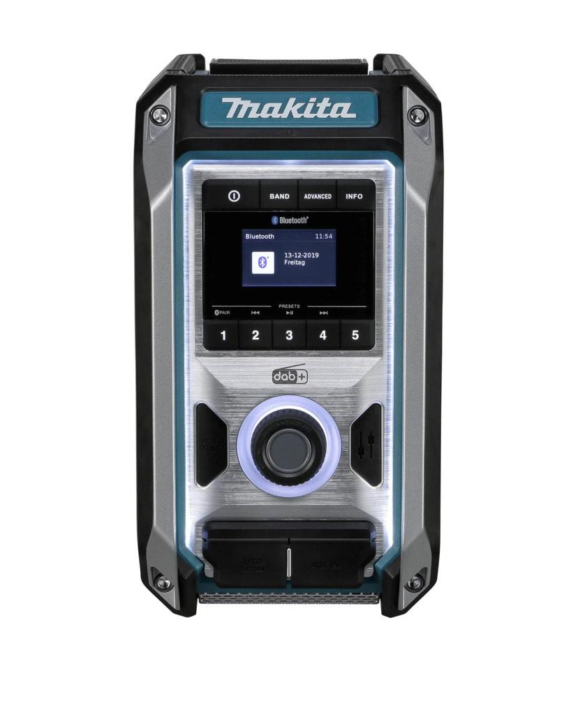 Makita DMR 115 Baustellenradio [Maingau Kunden]
