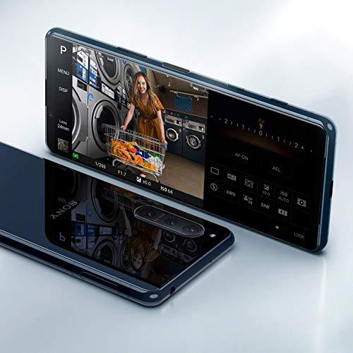 Sony Xperia 5 II 5G in blau - Android 10 - 8 GB / 128 GB