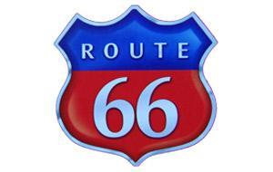 Frankfurt/Oder - Slubice    Zigarettenstange   Route 66 BigBox 24 stk. 21,10 €