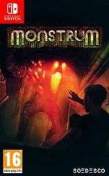 Monstrum(Switch & Xbox One) [Netgames]