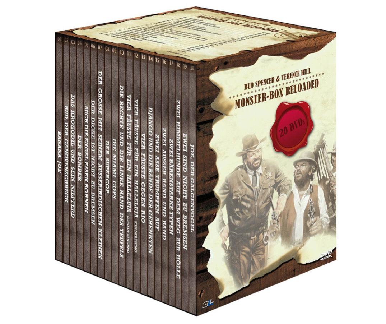 Bud Spencer & Terence Hill Monster Box