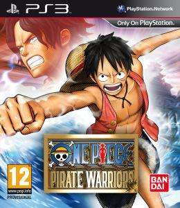 One Piece: Pirate Warriors PS3 für 23,35€ (Idealo 44,99€)