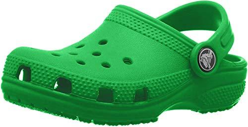 Crocs Unisex Kinder Classic K Clogs - Black Week - Hausschuhe [Amazon Prime]