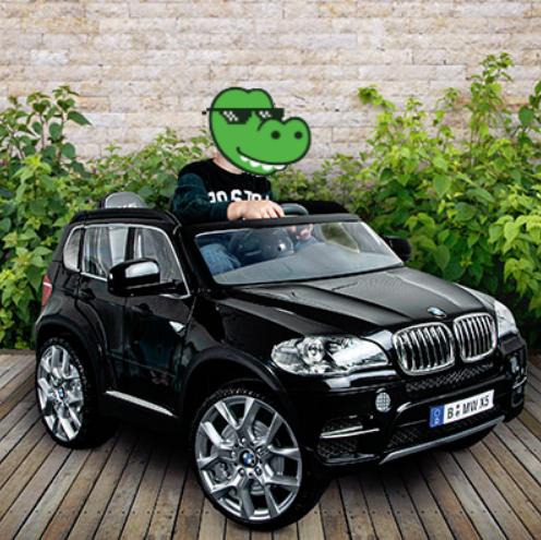 [aldi] Spielautos Rollplay Mini Cooper S 6V und BMW X5 SUV