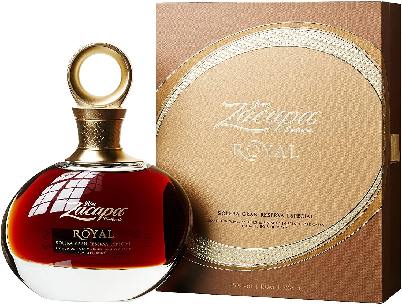Ron Zacapa Royal Rum (1 x 0.7 l)