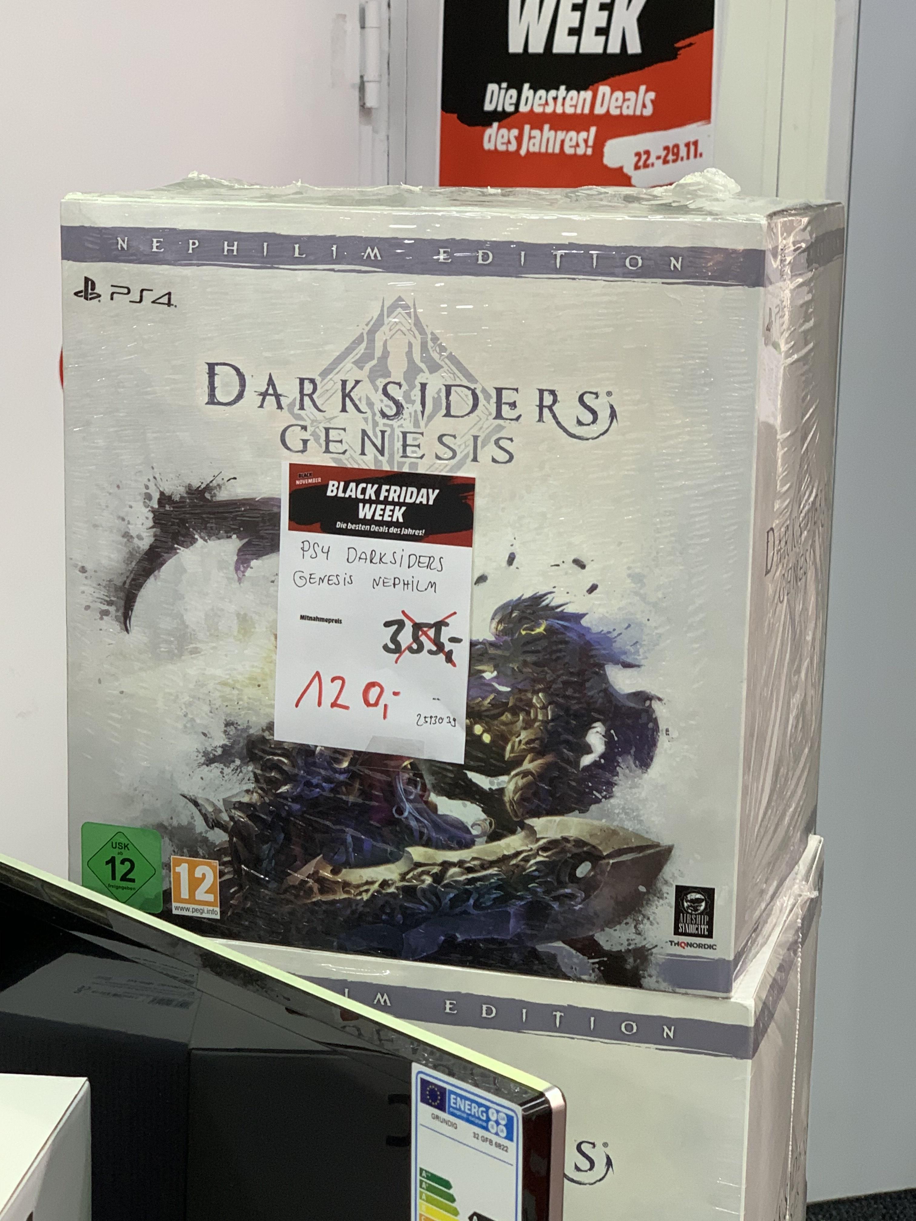 [LOKAL MM Krefeld] Darksiders Genesis Nephilim Edition (PS4)