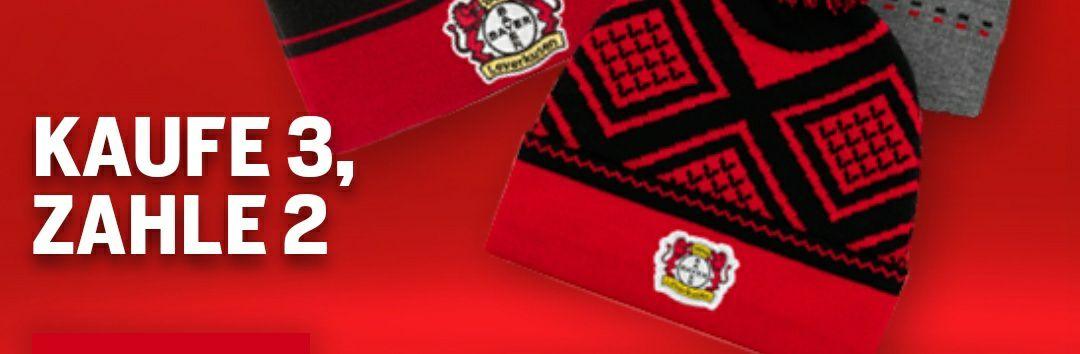 Bayer 04 Fanshop - Rot Schwarze Woche