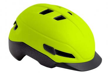 MET Grancorso Helm (für Urban und E-Bikes, reflektierende Unterschale ) in gelb für 48,98€ oder schwarz, weiß bzw. blau für 74,99€