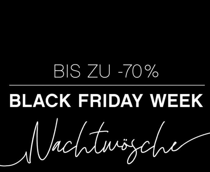 [Huber Bodywear] Black Friday Week 20% auf alles und bis zu 70% bereits reduziert | z. B. Schalen BH für 20,96 € statt 39,95 €