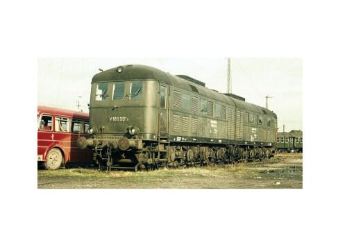 [Vedes] Märklin 55286 I Diesel-Doppellok V 188 001 a/b DB