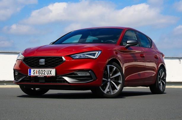 Privatleasing: Seat Leon Hybrid / 204PS (sofort verfügbar) inkl. Sonderausstattung für 101€ (eff 138€) monatlich - LF:0,25