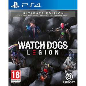 Watch Dogs: LegionUltimate Edition (PS4) [Coolshop]