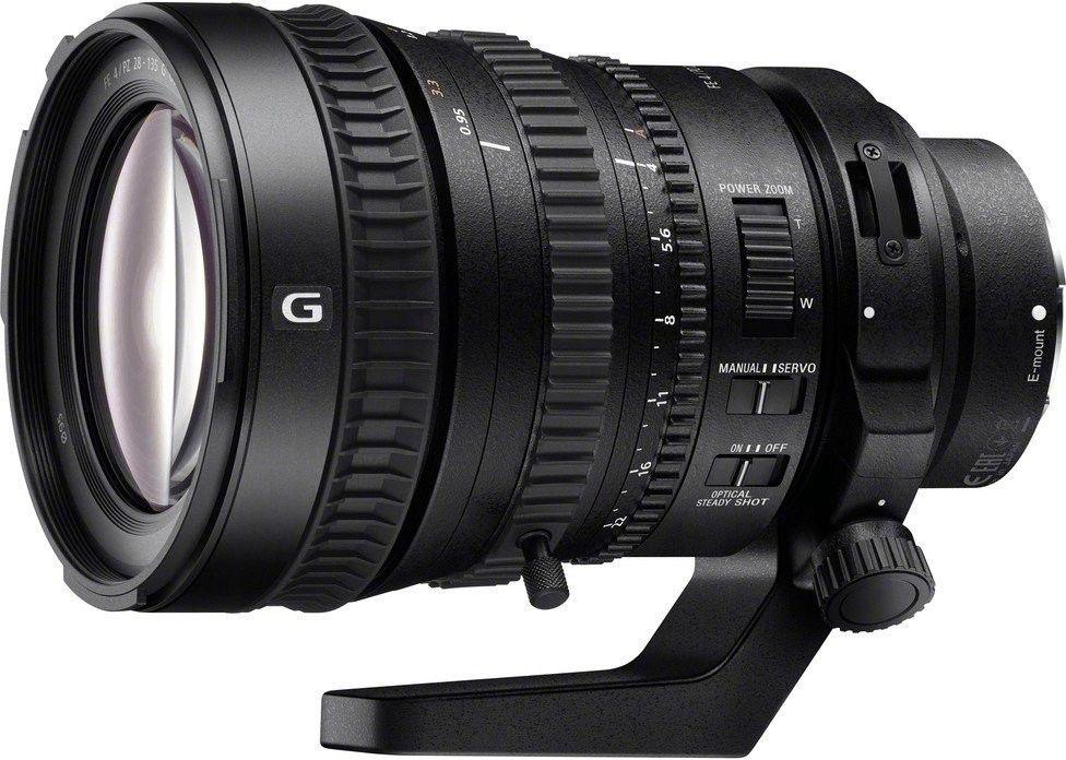 Sony FE PZ 28-135mm f4 G OSS Objektiv   DP Digit-Photo FR