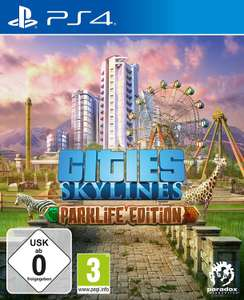 Cities: Skylines Parklife Edition [Playstation 4] Ps4