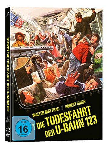 Stoppt die Todesfahrt der U-Bahn 123 [Blu-ray + DVD] Mediabook für 12,62€ [Amazon Prime / Saturn]