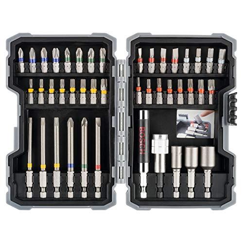 Bosch Professional 43tlg. Schrauber Bit Set [Amazon Prime]